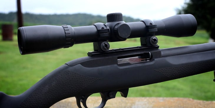 Basic air rifle scopes