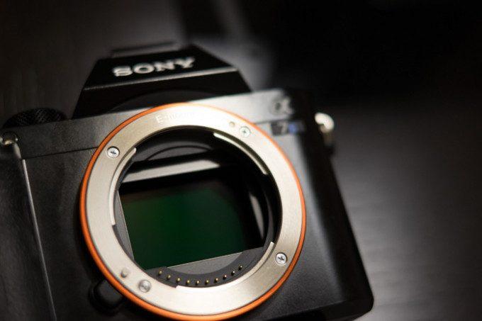 Beginner strophotography camera