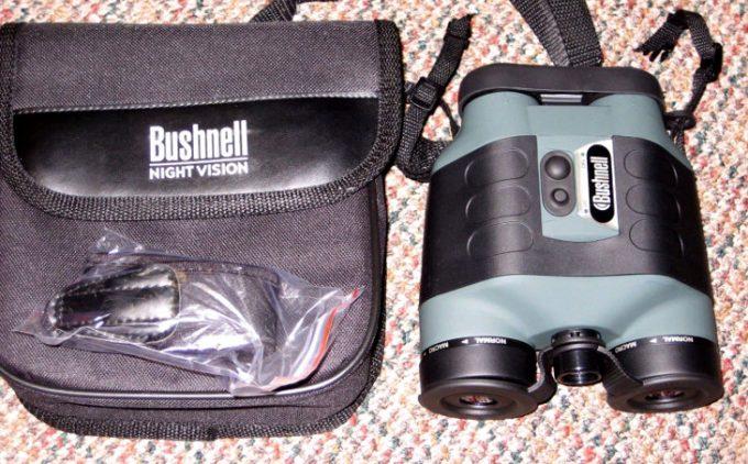 Bushnell nv binoculars