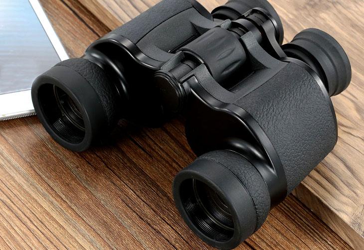 How infrared binoculars work