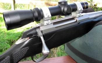 Leupold VX-2 3-9x40mm