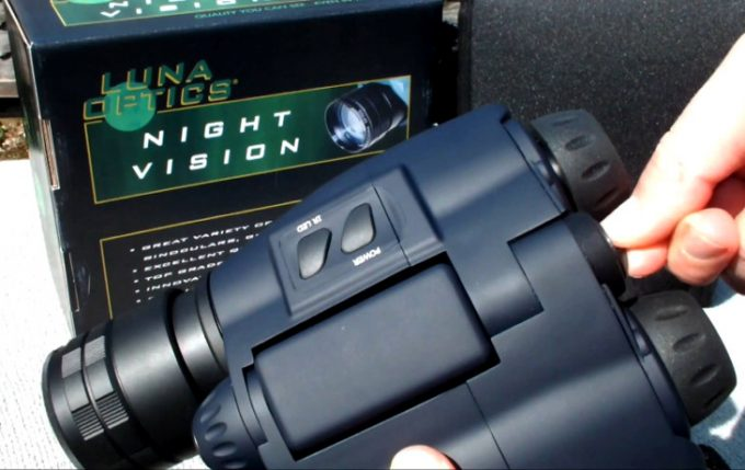 Lunar optics nv binoculars