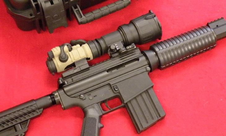 NV scopes for ar15