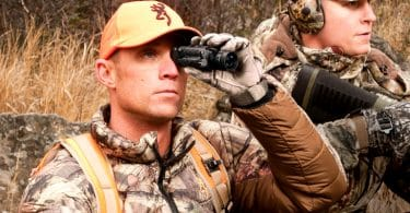 Night vision monocular for hunting