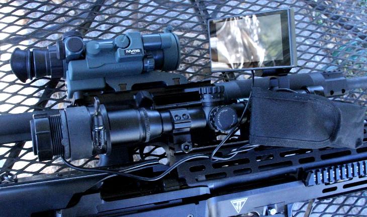 Night vision scope gen 3
