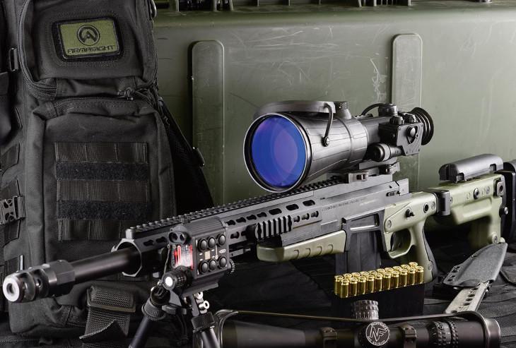 Night vision scopes options