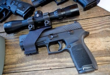 Top scopes for handguns