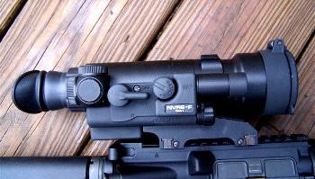 Yukon Nvrs Tactical 2.5X50