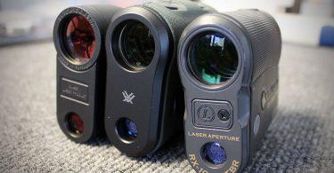 different kinds of rangefinders