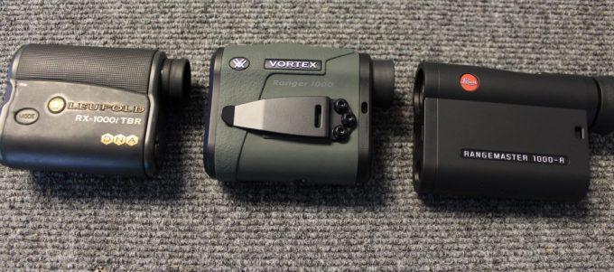 3 cheap rangefinders