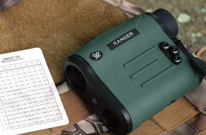 Affordable laser rangefinder