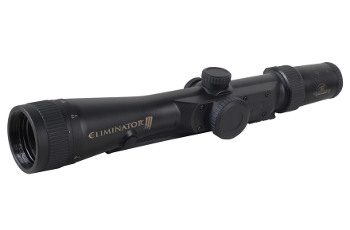 Burris Eliminator III Laser Riflescope