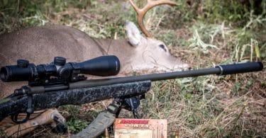Deer hunting with 3006 gun