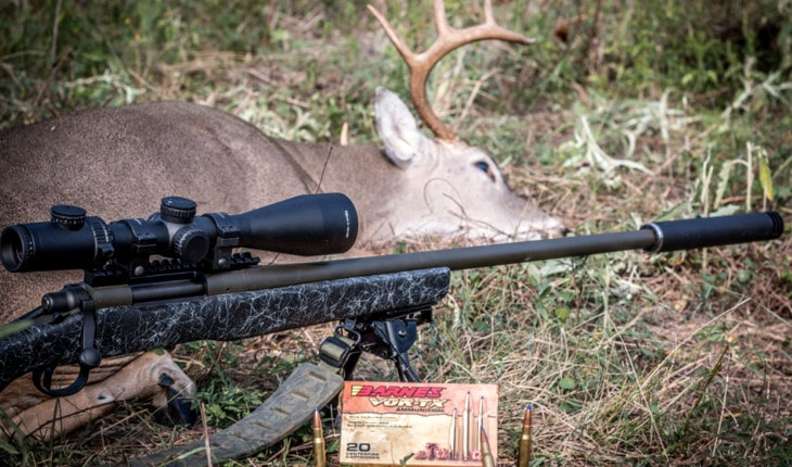 Deer hunting with 3006 gun