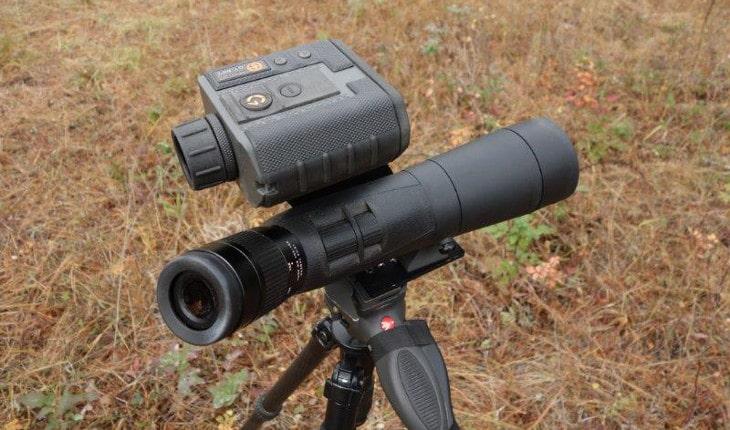 RLC spotter with rangefinder