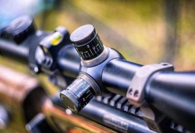 Rifle-scope-size