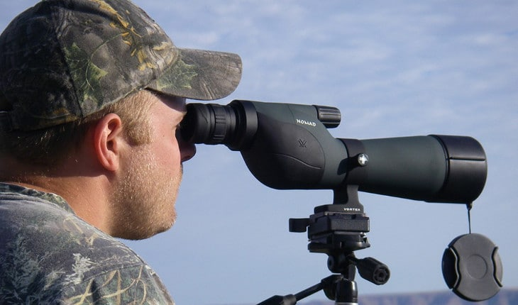 Scouting with the scope