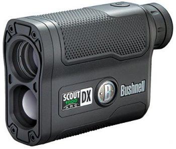 Bushnell Scout DX 1000 ARC 6 x 21mm Laser Rangefinder