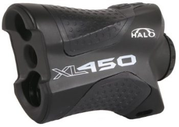 Halo XL450 Laser Range Finder with Neoprene Case