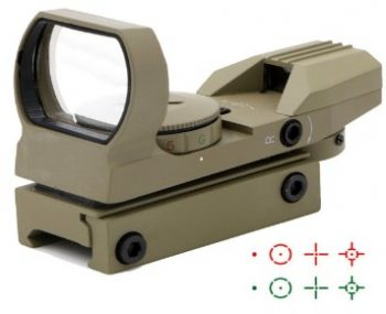 Ohuhu OH-RG-SC Reflex Sight