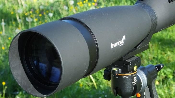 Spotting scope magnification