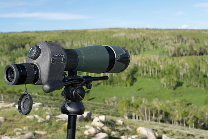 1000 yard spotting scope