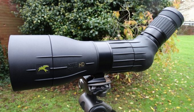 25x-50x zoom spotting scope