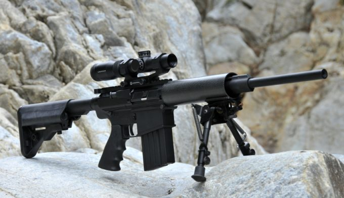308 Scout rifle