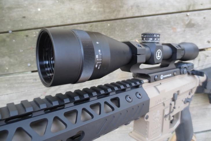 Affordable leupold scope
