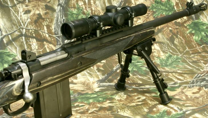 Burris scout scope