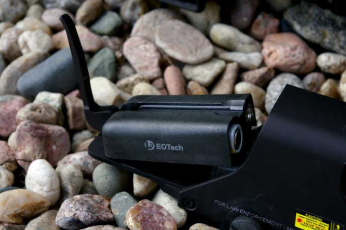 EOTech 512 A65 with battery
