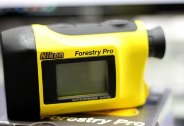 Nikon forestry pro focus