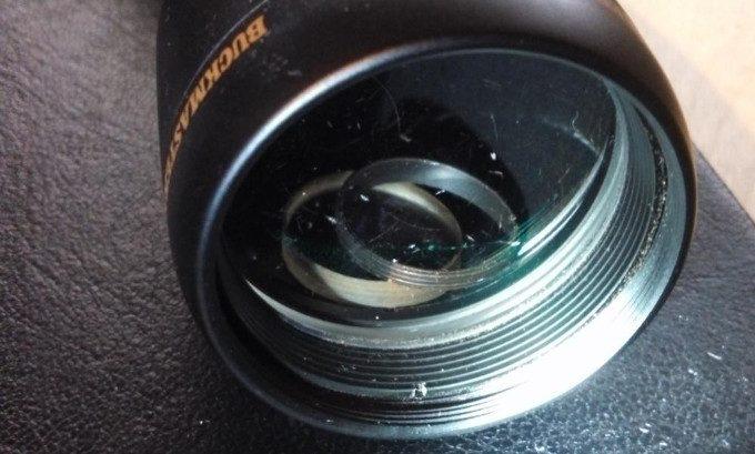Prostaff 5 lens