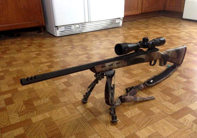 Prostaff 5 on remington