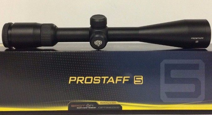 Prostaff 5 packaging