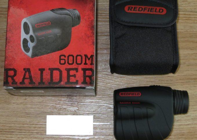 Raider 600 with box