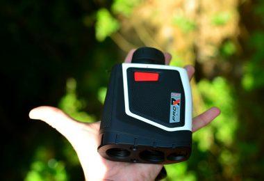 Rangefinder on palm