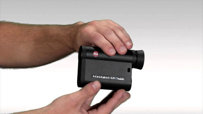 Rangemaster 1600 by leica