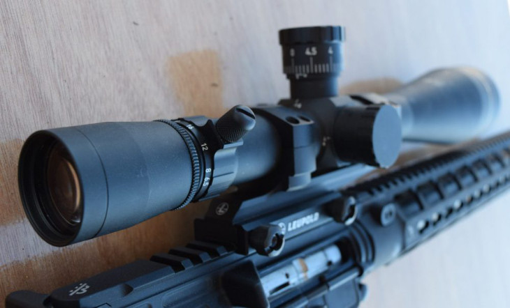 Scope with manufacturer warranty