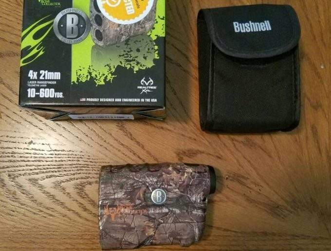 Bushnell Bone Collector RangefinderBushnell Bone Collector Rangefinder