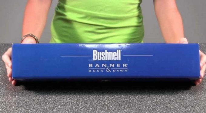 Bushnell Banner 3-9x40 Scope