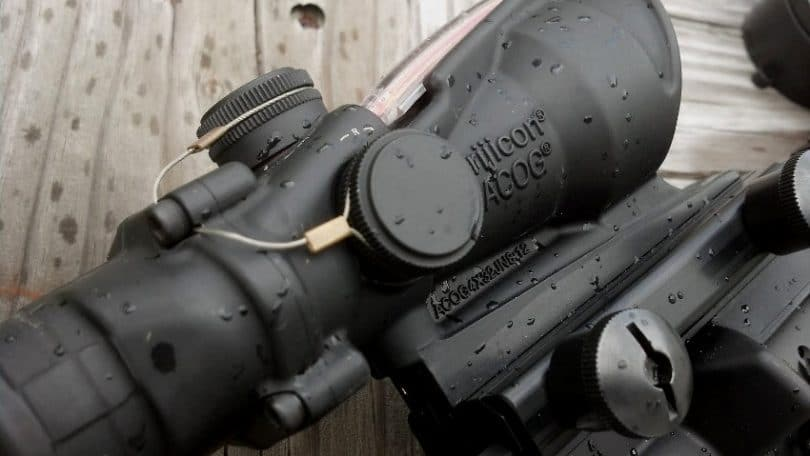 Top Trijicon acog scopes