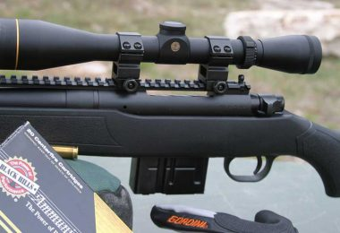 leupold vx-2 on shotgun