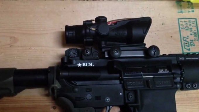 Trijicon ACOG Scope