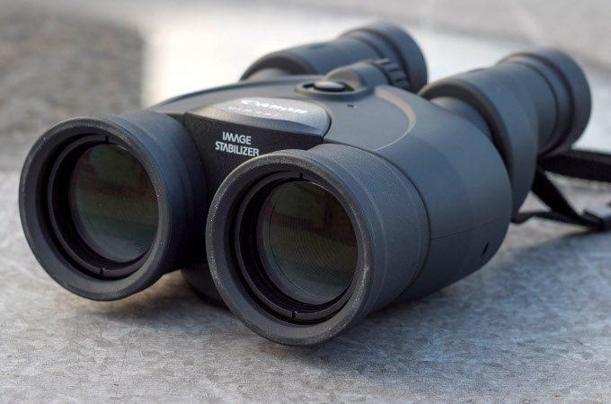 Binocular with image stabilizer
