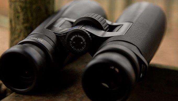 German made binoculars