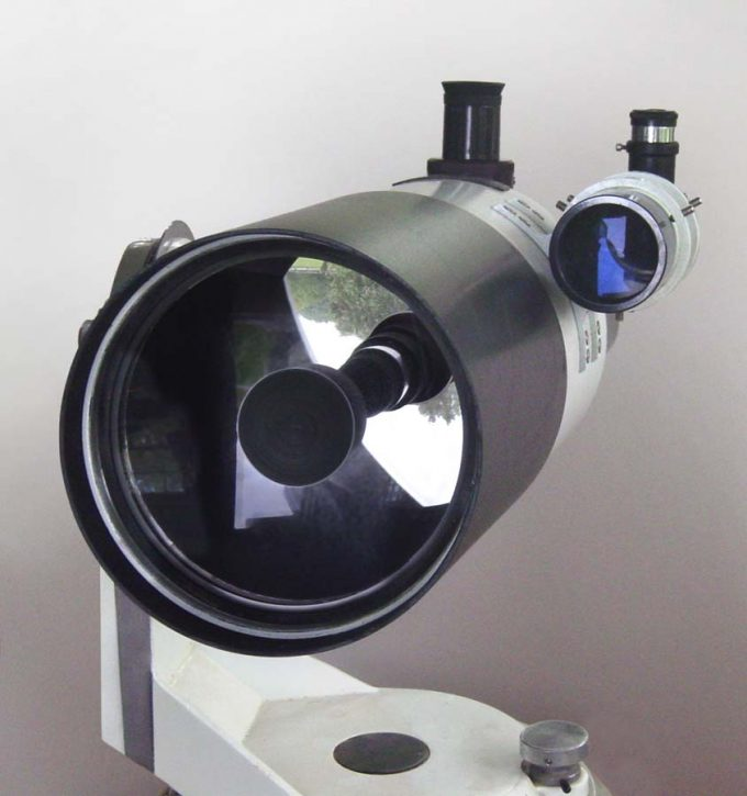 telescop magnification