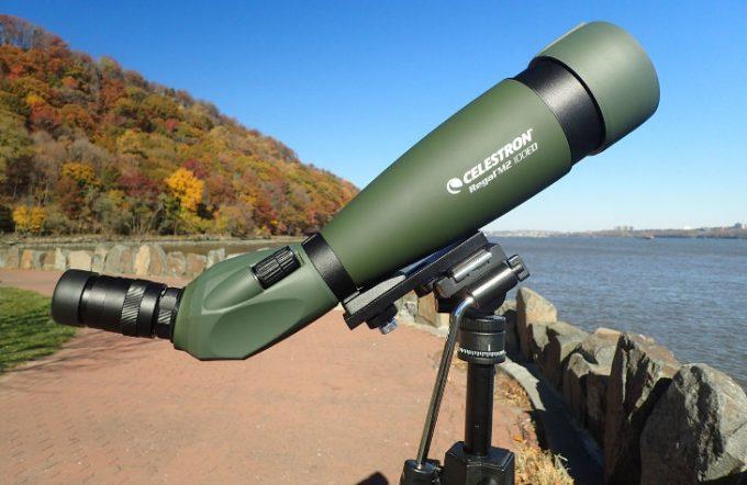 Portable telescope for adventurers