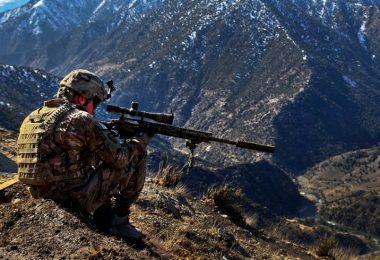 Sniper on overwatch