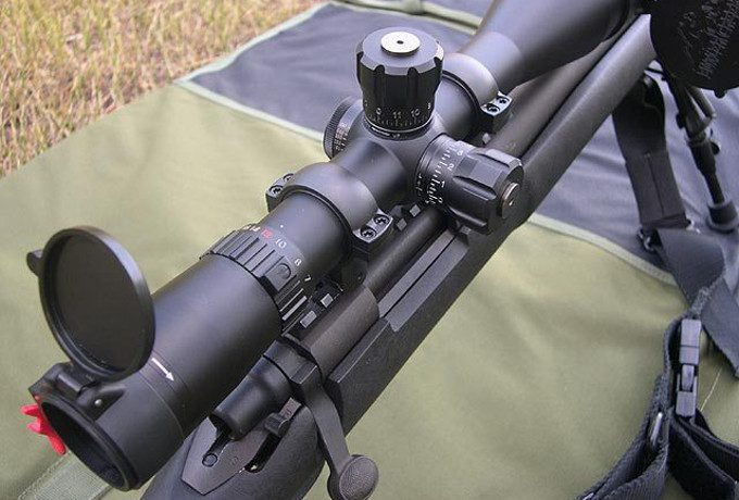 Sniper scope by bushnell